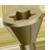 Turbo Trallskruv Utvändig Zincotech Au